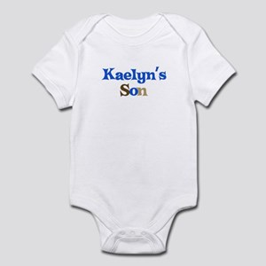 Kaelyn's Son Infant Bodysuit