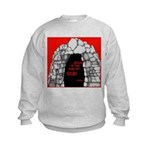 1 John 5:5-A Kids Sweatshirt