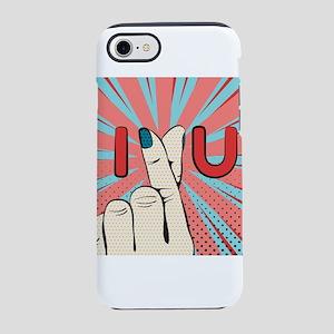 PopArt Style iPhone 8/7 Tough Case