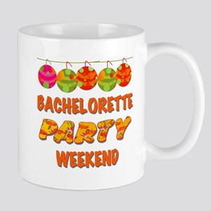 Tropical Bachelorette Weekend Mug