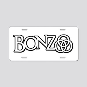 Bonzo - John Bonham Drummer design Aluminum Licens