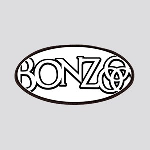 Bonzo - John Bonham Drummer design Patch