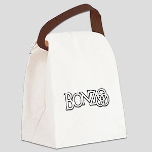 Bonzo - John Bonham Drummer design Canvas Lunch Ba