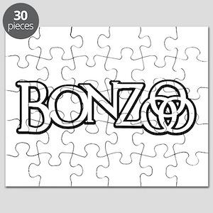 Bonzo - John Bonham Drummer design Puzzle