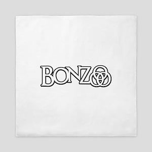 Bonzo - John Bonham Drummer design Queen Duvet
