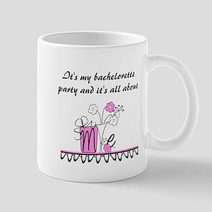 All About Me Bachelorette Mug