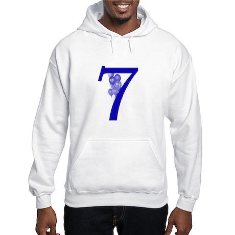 7 Hooded Sweatshirt