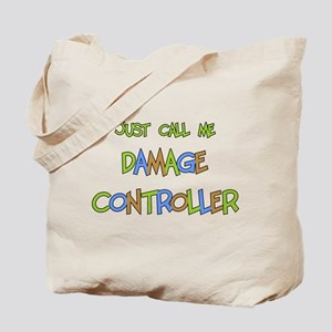 Damage Controller Tote Bag