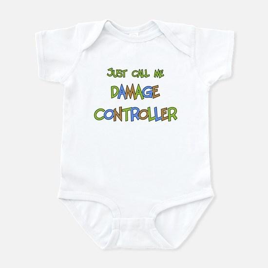 Damage Controller Infant Bodysuit