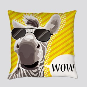 Popart style Everyday Pillow