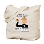 Anarcho Poopalist Tote Bag