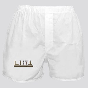 Masonic Working Tools No. 4 Boxer Shorts