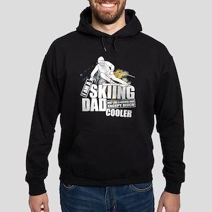 I'm Skiing Dad Cooler T Shirt Sweatshirt
