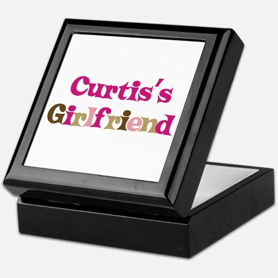 Curtis's Girlfriend Keepsake Box
