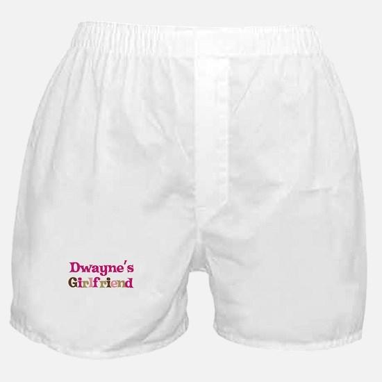 Dwayne's Girlfriend Boxer Shorts