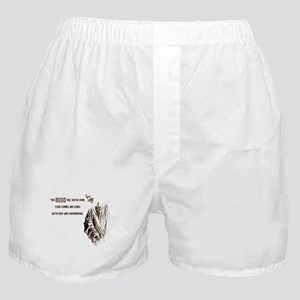 The LORD will Watch Boxer Shorts