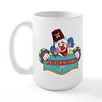Proud Shriner Clown Large Mug