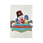 Proud Shriner Clown Rectangle Magnet (100 pack)