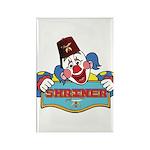 Proud Shriner Clown Rectangle Magnet (10 pack)