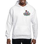 Proud Shriner Clown Hooded Sweatshirt