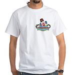Proud Shriner Clown White T-Shirt