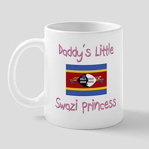 Daddy's little Swazi Princess Mug