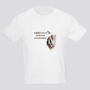 The LORD wil Watch Kids Light T-Shirt