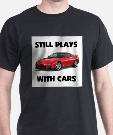 PLAYS WITH CARS T-Shirt
