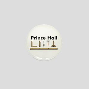 Prince Hall Mason No. 2 Mini Button