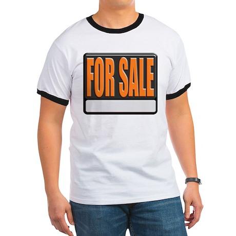 For Sale Sign Ringer T