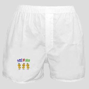 Chicks Dig Kaleb Boxer Shorts