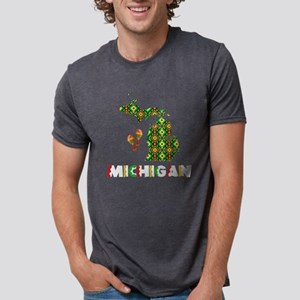 Cinco De Mayo Michigan T-Shirt