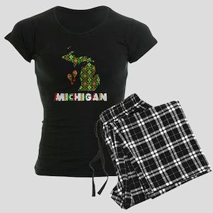 Cinco De Mayo Michigan Pajamas