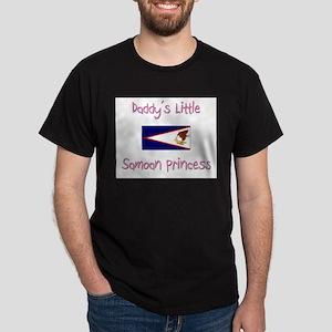 Daddy's little Samoan Princess Dark T-Shirt