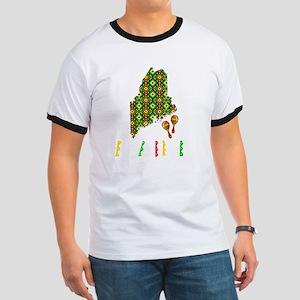 Cinco De Mayo Maine T-Shirt