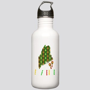 Cinco De Mayo Maine Stainless Water Bottle 1.0L