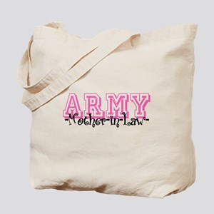 ARMY MotherNlaw- Jersey Style Tote Bag