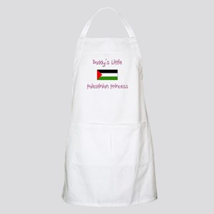 Daddy's little Palestinian Princess BBQ Apron