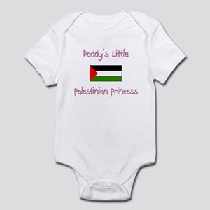 Daddy's little Palestinian Princess Infant Bodysui