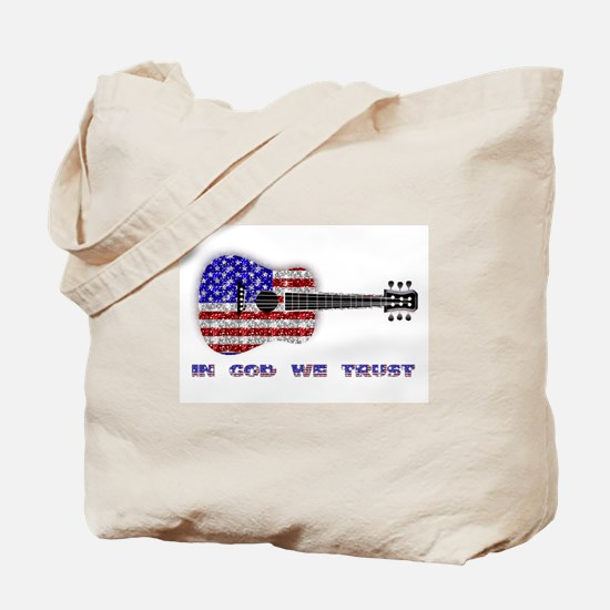 In God We Trust Tote Bag