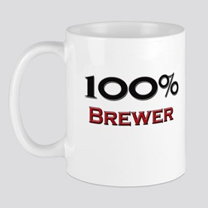 100 Percent Brewer Mug