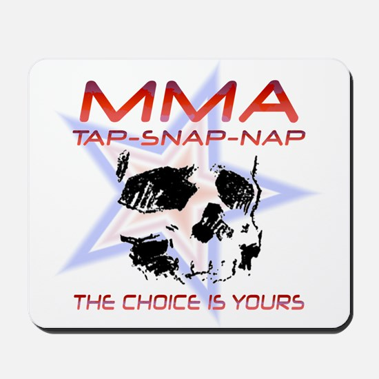 MMA Shirts and Gifts Mousepad