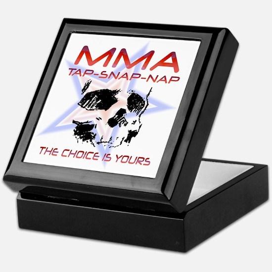 MMA Shirts and Gifts Keepsake Box