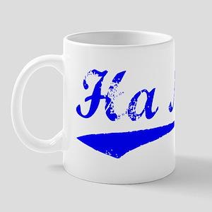 Vintage Ha Noi (Blue) Mug