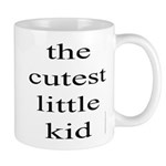 361. the cutest little kid... Mug