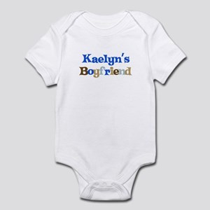 Kaelyn's Boyfriend Infant Bodysuit