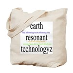 359. earth resonant technologyz...? Tote Bag
