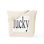362.lucky Tote Bag