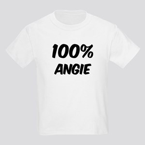 100 Percent Angie Kids Light T-Shirt