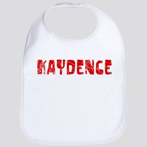 Kaydence Faded (Red) Bib